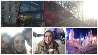 London Vlog BBC Studios + Warner Bros HARRY POTTER 5-6th Feb! Thumbnail