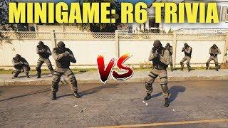 R6 Trivia #3! - Rainbow Six Siege (Open Lobby)