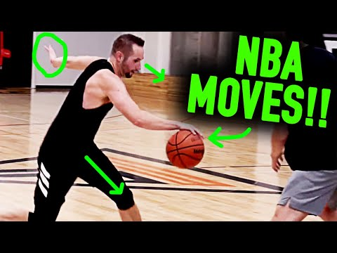How To Flashy NBA Dribble Moves | Basketball Dribbling Tips