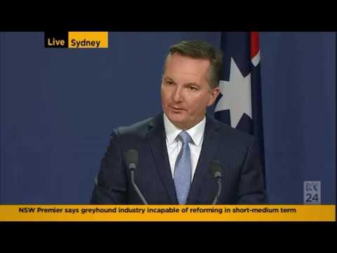 Chris Bowen with a response to the S&P AAA credit rating change