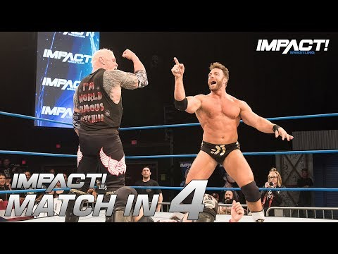 Scott Steiner & Eli Drake vs LAX: Tag Team Titles: Match in 4 | IMPACT! Highlights Apr. 26 2018