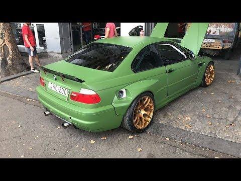 BMW E46 M3 8.3 V10 Engine Sound