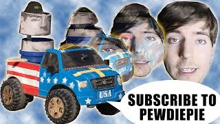 I Turned MrBeast Into A Car