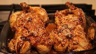""" Spicy Roast Chicken "" Bajias Cooking"