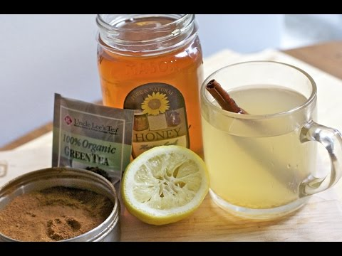 How To Make  Cinnamon Honey Lemon Juice and Green Tea | Cinnamon, Honey, Lemon Juice and Green Tea