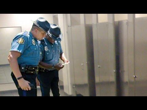How Police Will Enforce Transgender Bathroom Ban