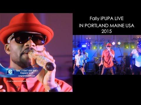 Fally iPUPA, Les images exclusives, il met en feu BOSTON et Portland USA 2015 : Regardez...