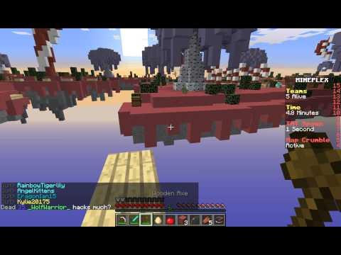 Minecraft Hacker Catcher: [Mineplex SkyWars]