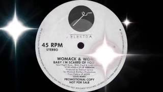 Womack & Womack - Baby I'm Scared Of You (Elektra Records 1983)