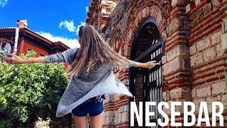 VLOG: Nesebar | Болгария | Несебр 2016(Всем привет! В этом видео я вам покажу солнечный Несебр. Красиво и атмосферно., 2016-07-29T22:20:55.000Z)