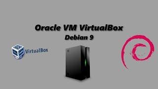 Oracle VM VirtualBox installieren  |  Debian 9  |  Windows