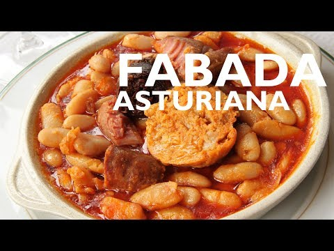 video about The Asturian beans