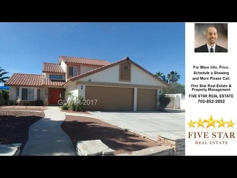 8421 GILLETTE Avenue, Las Vegas, NV Presented by Five Star Real Estate & Property Management.