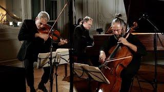 Mendelssohn - Trio for piano, violin and cello n°2 / 3 Scherzo : Molto allegro - Trio Talweg
