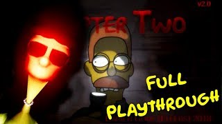 Eggs for Bart / Chapter 2 - EVEN MORE EGGS ( Full Playthrough / ENDING ) Manly Let's Play