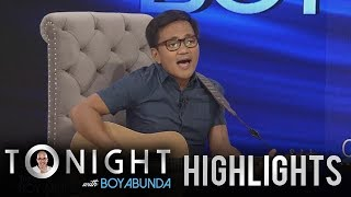 TWBA: Ebe Dancel shares the story behind the song
