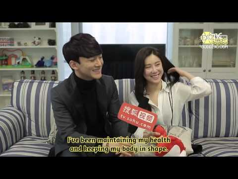 [EXOTICSUBS] 140214 Sohu Interview - Chen and Zhang Li Yin {ENG SUBS}