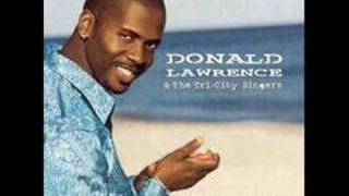 Usher Me - Donald Lawrence and the Tri-City Singers