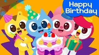 [Miniforce] Happy Birthday Song | Nursery rhymes | Anniversary Songs | Miniforce Kids Song