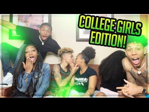Extreme Truth or Dare! | College Girls Edition