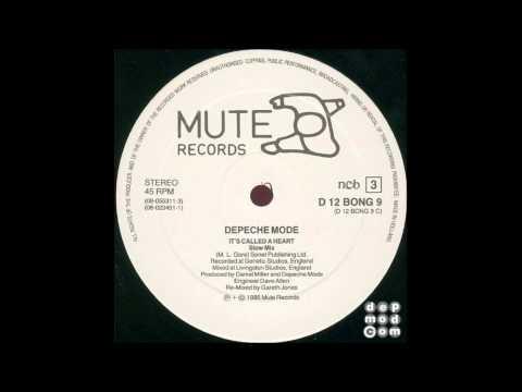 Depeche Mode - It's called A Heart (Slow Mix)