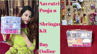 Online Sampoorna Navratri pooja kit..... Find Pooja samagri Online   