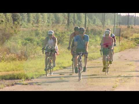 Cycling at Savannah River Site