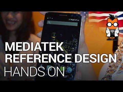 MediaTek 64-bit LTE Octa-Core Smartphone Reference Design