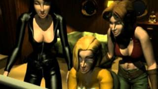 Danger Girl PS1 Game Discot Movie HQ