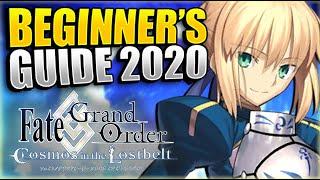 FGO BEGINNER'S GUIDE 2020! Tips + Tricks for New Players!