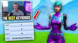 I tried Tfue's keybinds on Fortnite and this happened... (wow)