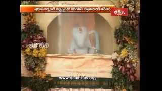 Simhachalam ready to celebrate Chandanotsavam - Bhakthi Visheshalu 25 April 14_Part 1