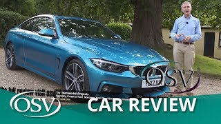 BMW 4 Series Coupe 2017 Review