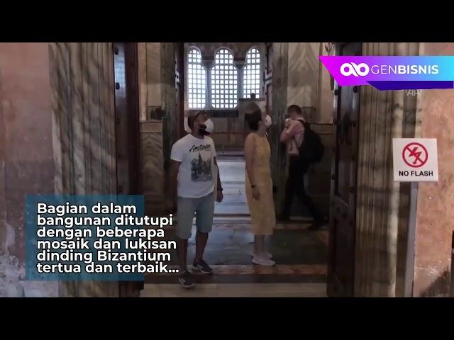 Turki Kembali Ubah Gereja Menjadi Masjid Setelah Hagia Sophia