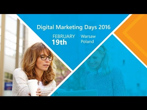 Digital Marketing Days Poland, February 19th