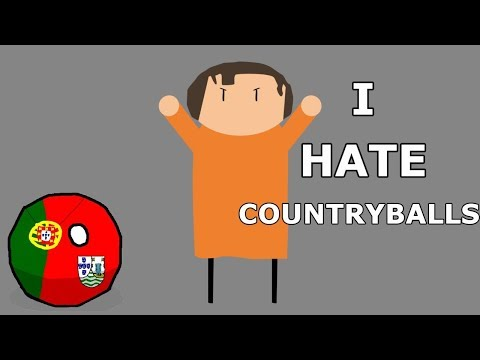 Why I Hate Countryball Comics