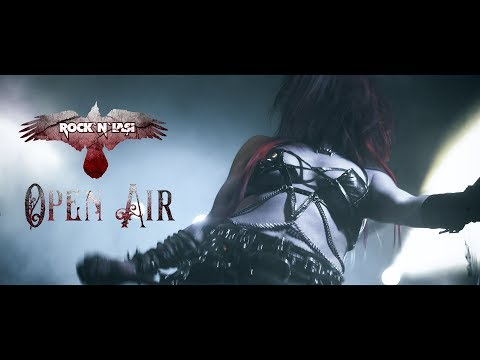 Theatres des Vampires Live at Rock'N'Iasi Open Air 2017
