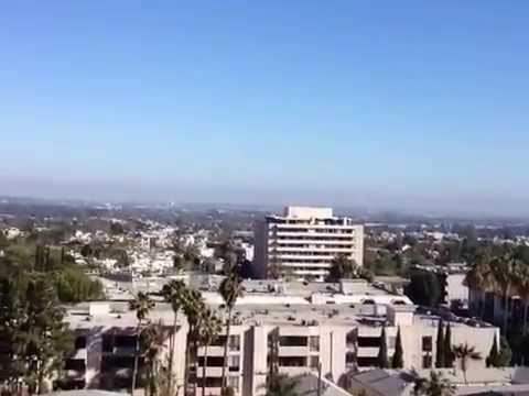 Views of Downtown, Los Angeles and Century City.