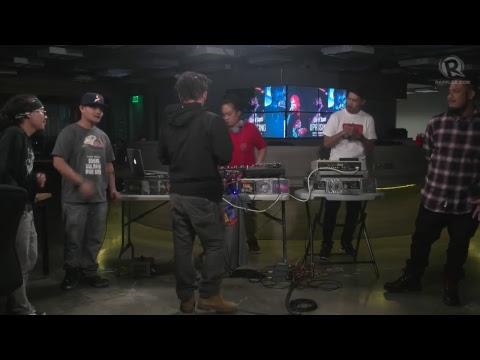 Rappler Live Jam: Uprising