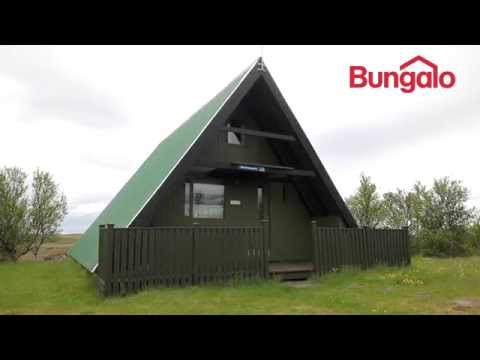 Hraunborgir Cottage in South Iceland