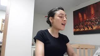 Ben Bazen ~ Ece Pekkıyıcı (piyano cover) Video