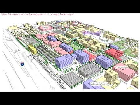 Northgate Mall overhaul - YouTube