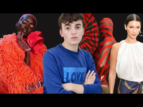 TOP 10 FASHION SHOWS TO KNOW FOR SPRING 2019