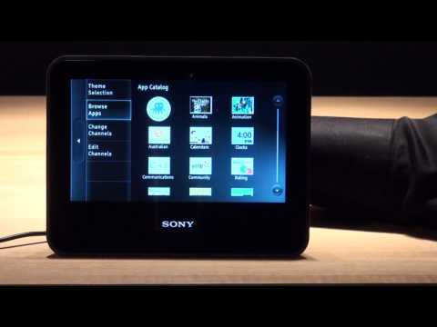 Sony HIDC10 Dash - Personal Internet Viewer Walkthrough And Review