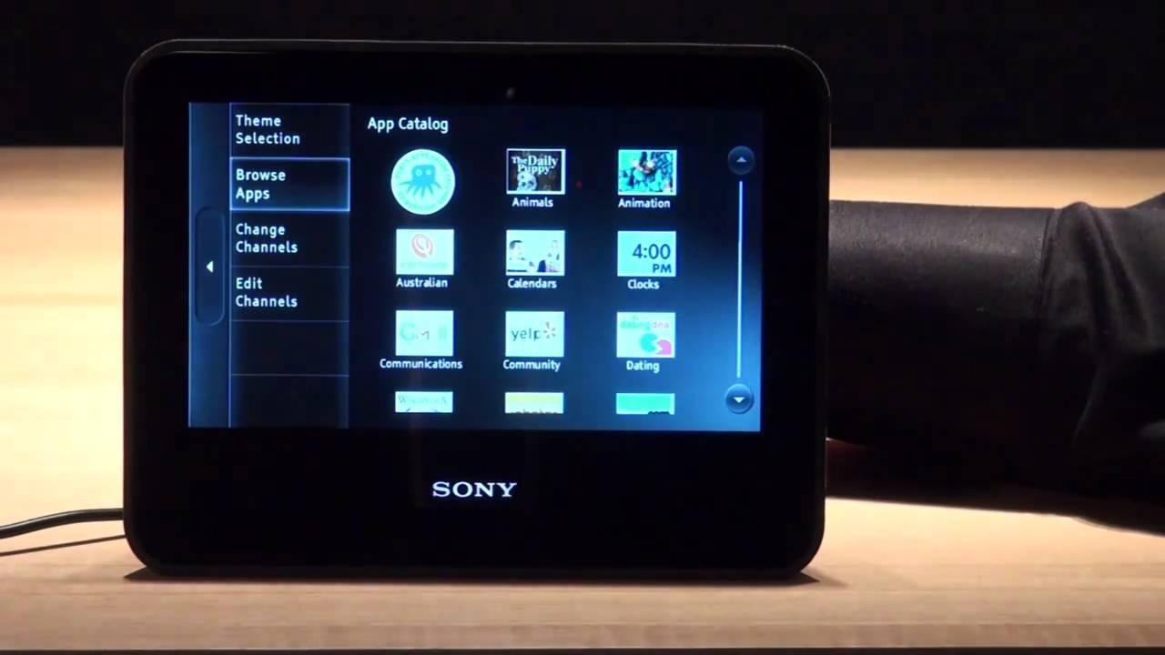 Sony Dash Internet Viewer Driver UPDATE