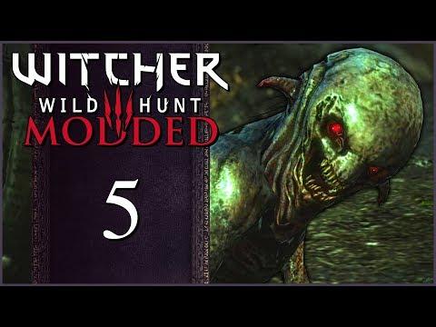 The Witcher 3 Modded ⚔ THE NEKKER DEN ⚔ Episode 5