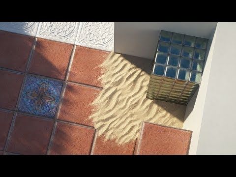 Minecraft RAY TRACING - New Fancy Sand Textures (overlaying) - Extreme Graphics 2019 [umsoea]