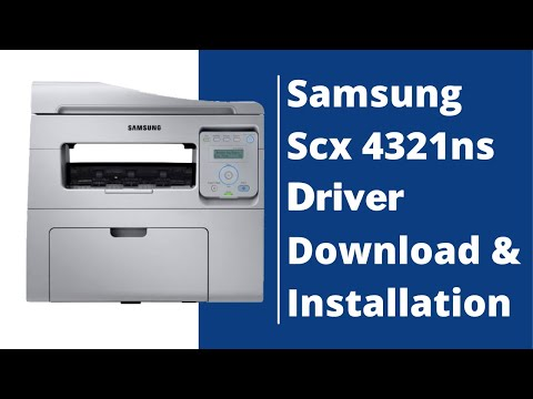 SAMSUNG SCX 4321NS SCANNER WINDOWS 7 X64 TREIBER