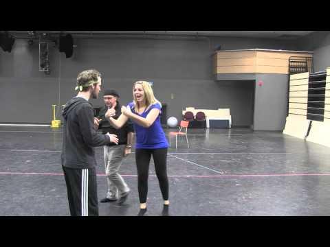 Beau and Heather join RWB's The Nutcracker