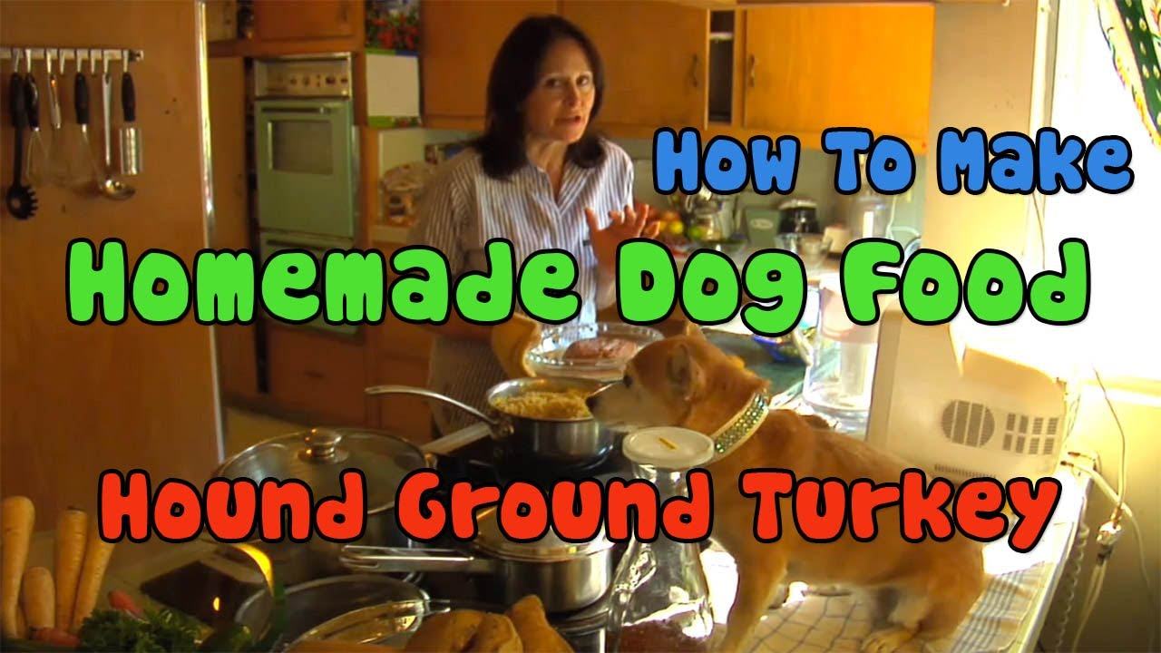 Hound ground turkey homemade dog food dog gone good youtube hound ground turkey homemade dog food dog gone good forumfinder Choice Image